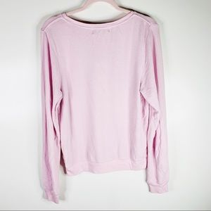 Wildfox Sweaters - NWT Wildfox He Said Yes Baggy Beach Jumper Crew